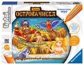 Das Geheimnis der Zahleninsel (russische Ausgabe) tiptoi®;tiptoi® Produkte auf Russisch - Ravensburger