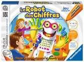 tiptoi® - Le robot des chiffres tiptoi®;Jeux tiptoi® - Ravensburger