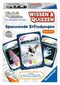 tiptoi® Wissen & Quizzen: Spannende Erfindungen tiptoi®;tiptoi® Spiele - Ravensburger
