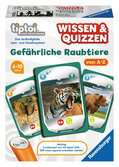 Wissen & Quizzen: Gefährliche Raubtiere tiptoi®;tiptoi® Spiele - Ravensburger
