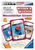 Wissen & Quizzen: Menschlicher Körper tiptoi®;tiptoi® Spiele - Ravensburger