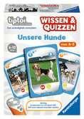 Wissen & Quizzen: Unsere Hunde tiptoi®;tiptoi® Spiele - Ravensburger