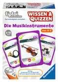 Wissen & Quizzen: Die Musikinstrumente tiptoi®;tiptoi® Spiele - Ravensburger
