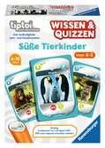 Wissen & Quizzen: Süße Tierkinder tiptoi®;tiptoi® Spiele - Ravensburger