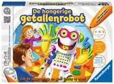 tiptoi® - De hongerige getallenrobot tiptoi®;tiptoi® de spellen - Ravensburger