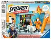 tiptoi® mini Spielwelt Feuerwehr: Gefahrguteinsatz tiptoi®;tiptoi® Spielwelten - Ravensburger