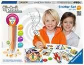 tiptoi® starterset - spel  mijn lichaam  tiptoi®;tiptoi® starter-sets - Ravensburger