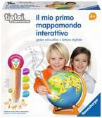 Il mio primo mappamondo interattivo tiptoi®;tiptoi®: Globo interattivo - Ravensburger