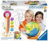Coffret complet lecteur interactif + Mon premier globe tiptoi®;tiptoi® coffrets complets - Ravensburger