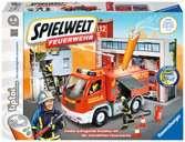 tiptoi® Spielwelt Feuerwehr tiptoi®;tiptoi® Spielwelten - Ravensburger
