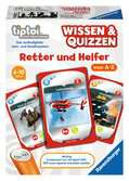 tiptoi® Wissen & Quizzen: Retter und Helfer tiptoi®;tiptoi® Spiele - Ravensburger