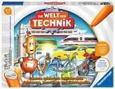 tiptoi® Die Welt der Technik tiptoi®;tiptoi® Spiele - Ravensburger