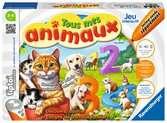 tiptoi® - Tous mes animaux tiptoi®;tiptoi® jeux - Ravensburger