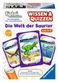 tiptoi® Wissen und Quizzen. Die Welt der Saurier tiptoi®;tiptoi® Spiele - Ravensburger
