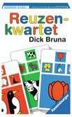 Dick Bruna Reuzenkwartet Spellen;Kaartspellen - Ravensburger