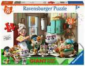 44 Gatti B Ravensburger Puzzle  24 giant Pavimento Puzzle;Puzzle per Bambini - Ravensburger