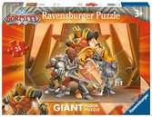 Gormiti B Ravensburger Puzzle  24 giant Pavimento Puzzle;Puzzle per Bambini - Ravensburger