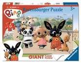 Bing 2 Ravensburger Puzzle  24 giant Pavimento Puzzle;Puzzle per Bambini - Ravensburger
