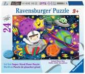 Space Rocket Jigsaw Puzzles;Children s Puzzles - Ravensburger