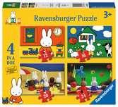 nijntjes 65e verjaardag Puzzels;Puzzels voor kinderen - Ravensburger