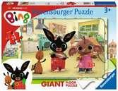 Bing C Puzzle 24 Giant Pavimento Puzzle;Puzzle per Bambini - Ravensburger