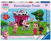Cry Babies Puzzle 24 Giant Pavimento Puzzle;Puzzle per Bambini - Ravensburger