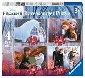 Liefde en vriendschap / Amout et amitié Puzzle;Puzzles enfants - Ravensburger