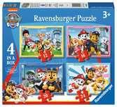 Paw Patrol Puzzels;Puzzels voor kinderen - Ravensburger