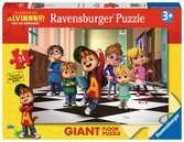 Alvin Puzzle 24 giant Pavimento - Puzzle per bambini Puzzle;Puzzle per Bambini - Ravensburger