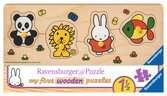 Miffy et ses amis animaux Puzzle;Puzzles enfants - Ravensburger
