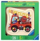 Feuerwehrauto Baby und Kleinkind;Puzzles - Ravensburger