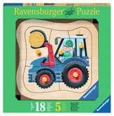 Blauer Traktor Baby und Kleinkind;Puzzles - Ravensburger
