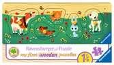 My first wooden puzzle 5 p - Mes animaux préférés Puzzle;Puzzles enfants - Ravensburger