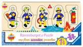 Fireman Sam and his friends Puslespil;Puslespil for børn - Ravensburger