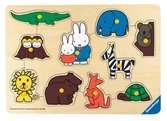 nijntje in de dierentuin Puzzels;Puzzels voor kinderen - Ravensburger