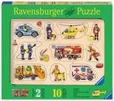 Im Einsatz Baby und Kleinkind;Puzzles - Ravensburger