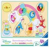 Winnie en z'n vrienden Puzzels;Puzzels voor kinderen - Ravensburger