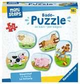 Bade-Puzzles: Bauernhof Baby und Kleinkind;Spielzeug - Ravensburger