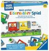 Mein erstes Eisenbahn-Spiel Baby und Kleinkind;Spiele - Ravensburger