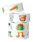 Mein Stapel-Puzzle-Turm Baby und Kleinkind;Spielzeug - Ravensburger