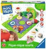 Pique-nique souris Premier âge;Puzzles - Ravensburger