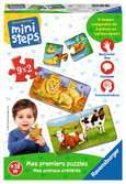 Mes premiers puzzles : Mes animaux préférés Premier âge;Jeux - Ravensburger