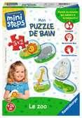 Mon puzzle de bain : Le zoo Premier âge;Puzzles - Ravensburger