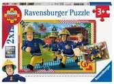Sam en zijn team Puzzels;Puzzels voor kinderen - Ravensburger