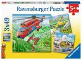 Above the clouds Puslespil;Puslespil for børn - Ravensburger