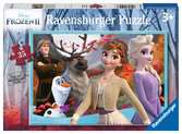Frozen 2, 35pc Puzzles;Children s Puzzles - Ravensburger