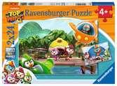 Puzzles 2x24 p - Mission accomplie / Top Wing Puzzle;Puzzle enfant - Ravensburger