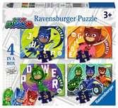 Les Pyjamasques Puzzels;Puzzles adultes - Ravensburger