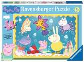 Ravensburger Peppa Pig - Underwater Adventure 35pc Jigsaw Puzzle Puzzles;Children s Puzzles - Ravensburger