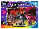Ravensburger Trolls 2 World Tour, 35pc Jigsaw Puzzle Puzzles;Children s Puzzles - Ravensburger